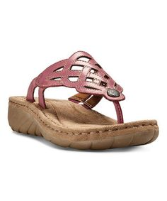 1f99a1e8c Another great find on  zulily! Pink Grace Leather Sandal by Cobb Hill   zulilyfinds