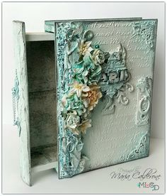 Maria Lina's Creative Designs: Mixed Media Art Prompt Box 2