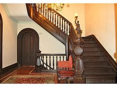 what is it about a grand victorian staircase?