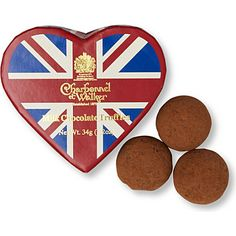 Charbonnel et Walker (est. 1875) Chocolate Manufacturer to Her Majesty The Queen