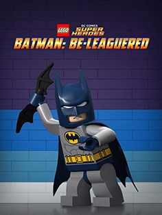Superman wants Batman to join his new superhero team, but Batman prides himself on being a self-sufficient loner. Superman, Lego Batman, Superhero, Prime Video App, Amazon Prime Video, What Is Amazon Prime, Lego Dc Comics, Amazon Prime Membership, Lego Architecture
