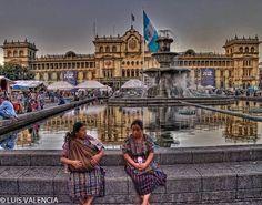 PALACIO NACIONAL DE GUATEMALA Fotografía Luis Valencia