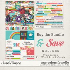 True Colors Bundle b