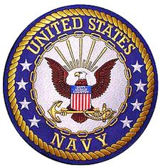US Navy Large Patch  $24.95