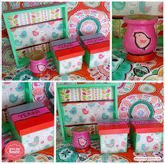 Quiero algo bonito!: ViErNeS NoViEmBrE!! Decoupage, Gift Wrapping, Ideas, Gifts, Country, Happy, Amor, Bed Tray, Breakfast Tray