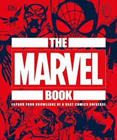 The Marvel Book: Expand Your Knowledge of a Vast Comics Universe Marvel Comic Universe, Comics Universe, Dk Books, Iron Man Armor, Penguin Random House, Marvel Fan, Guardians Of The Galaxy, Nonfiction Books, Free Ebooks
