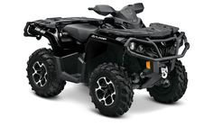 Can-Am Outlander 1000 XT one day ill have one