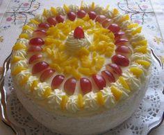Ovocný dort.
