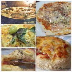 Delícias 1001: Pizza