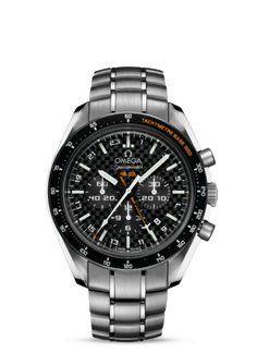 4bb718f931241 The Omega Speedmaster HB-SIA Co-Axial GMT Chronograph Numbered Edition is a  part of the Solar Impulse project. Omega represents their support of the  solar ...