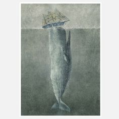 I want this so much Revenge Of The Whale, 26€, now featured on Fab.