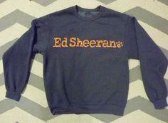 Ed Sheeran Crewneck Sweatshirt
