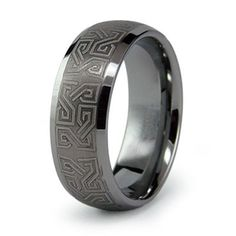 mens wedding bands | Unique Mens Wedding Rings on Latest Men S Wedding Bands Fashion Trends ...