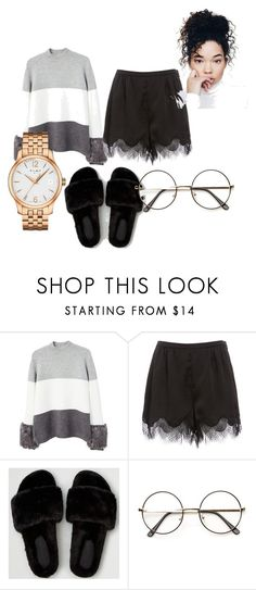 """""""ljdnkgjna"""" by alessiabazzurro on Polyvore featuring MANGO, American Eagle Outfitters and Tissot"""