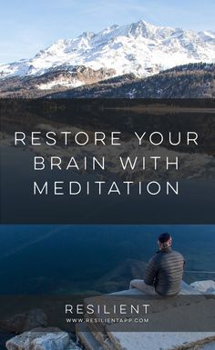 Most people would probably agree that it would be wonderful to be able to restore your brain naturally. Surely, being able to rewire your brain and shape it organically, so that specific functions are enhanced, is the stuff of fairy tales. However, research shows that the simple act of meditating regularly has the power to increase or reduce connections in the brain that influence health, feelings and behavior.
