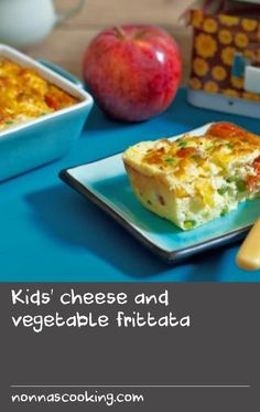 Try making a frittata in the oven - this way the kids can do all of the chopping and mixing before an adult puts it in the oven. You can make mini-frittata in muffin tins, ramekins or small pie dishes. Cold frittata is lovely for picnics or lunch boxes. Mini Frittata, Vegetable Frittata, Oven Recipes, Cheese Recipes, Kinds Of Pie, Muffin Tins, Lunch Boxes, Picnics, Pie Dish