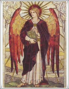 Las Revelaciones del Tarot: Arcángel Uriel - Caracteristicas -