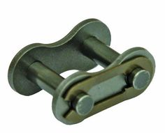 Koch 7540040 Roller Chain Connector Link, 4-Pack, #40 by Koch. $3.08. From the Manufacturer                Koch Industries single strand roller chain connector links can be used to join 2 pieces of chain by 2 pitch increments.                                    Product Description                Koch Industries 7540040 #40 Roller Chain Connector Link For use in connecting or repairing standard and heavy series roller chain. Koch Industries 7540040 #40 Roller Chain Connect...