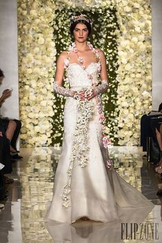 Reem Acra Fall-winter 2015-2016 - Bridal