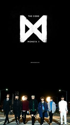 MonstaX NAVER X Dispatch Wallpaper