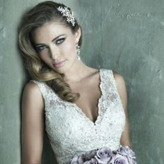 Allure Couture Spring 2014 Bridal Collection