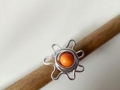 """Ringe - Tagua-Blütenring """"Isa"""" - ein Designerstück von phitolotta bei DaWanda"""
