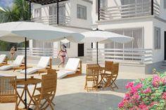 Beach Club, Villa, Outdoor Decor, Home Decor, Nature, Homemade Home Decor, Decoration Home, Room Decor, Interior Design