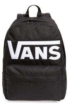 Find and compare Vans Old Skool II Backpack across the world's largest fashion stores! Vans Backpack Girls, Backpack For Teens, Black Backpack, Vans Old Skool Backpack, Adidas Backpack, Vans School Bags, Vans Bags, Top Backpacks, School Backpacks
