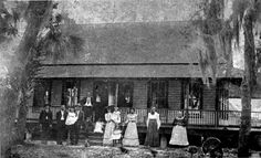 Pioneer Families of the Kissimmee River Valley