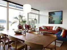 Weekendaway - desire to inspire - desiretoinspire.net living dining room