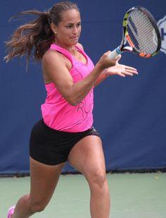 eddie-tips: Puig Monica Puig, Tennis Players Female, Tennis Stars, Maria Sharapova, Tennis Racket, Sports Women, Hollywood, Sporty, Israel