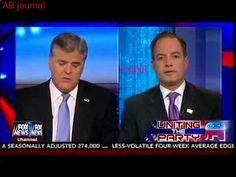 RNC Chairman Priebus Weighs On Paul Ryan Vs The Presumed Nominee Donald Trump - Hannity