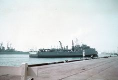 USS Carter Hall in Long Beach 1967 Joining The Navy, United States Navy, Us Navy, Long Beach, San Diego, California