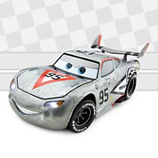 Lightning McQueen Aviator Custom Die Cast Car 1:18 - Artist Series