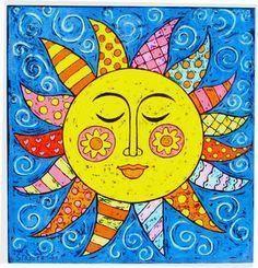 cbs sunday morning sun art - Google