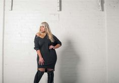 www.harlowstore.com Plus Size Girls, Australian Fashion, Fashion Lookbook, Plus Size Outfits, Plus Size Fashion, Fall Winter, Shirt Dress, Sweaters, Shopping