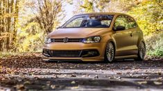 VW Polo 6R Tuning #VolkswagenPolo #VWPoloGTIart Vw Polo Modified, Foto Cars, Golf 7 Gti, Polo R, Volkswagen Golf R, Sport Seats, Vw Cars, Running Gear, Rally Car