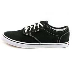 Vans Atwood Women US 6 Black Skate Shoe ** Be sure to check out this awesome product.(This is an Amazon affiliate link and I receive a commission for the sales)