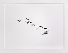 """""""Landing"""" - Available in a variety of frame and size options"""