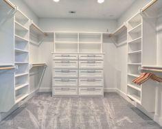 10X10 Closet Design Ideas, Remodels & Photos