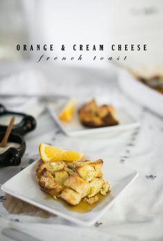 orange & cream chees