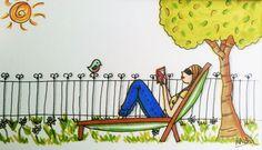 dessin chaise longue - Recherche Google