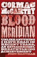 Blood Meridian-This book was so gritty it really felt like I had sand in my eyes. It's dense, brutal and awe inspiring at the same time.