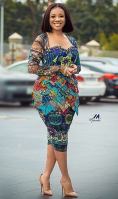 Serwaa amihere new style