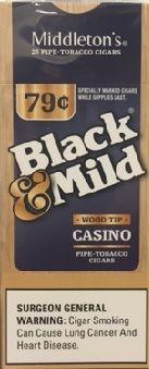 Black & Mild Original Box - Cheap Little Cigars