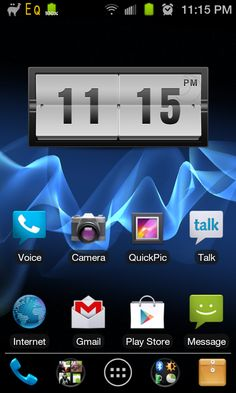 Sony Xperia S \u201cCosmic Flow\u201d Live Wallpaper For All Devices [Download]
