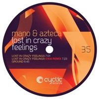 Mano & Azteca - Lost In Crazy Feelings (OXIA Remix)_snippet - Cyclic Records by OXIA on SoundCloud