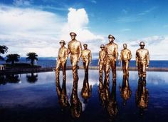 MacArthur Memorial in Leyte, Philippines. I was here back in 2001.