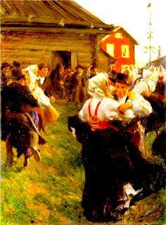 Midsommar Dance