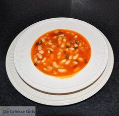 Fasolada - Griekse witte bonensoep